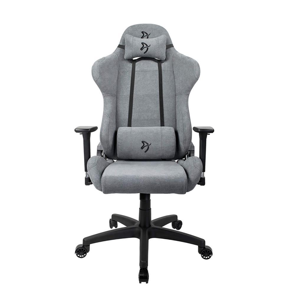Arozzi Gamerski stol Torretta mehka tkanina (TORRETTA-SFB-ASH)