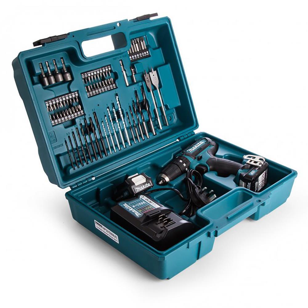Makita Akumulatorski vibracijski vrtalnik HP331DWAX1