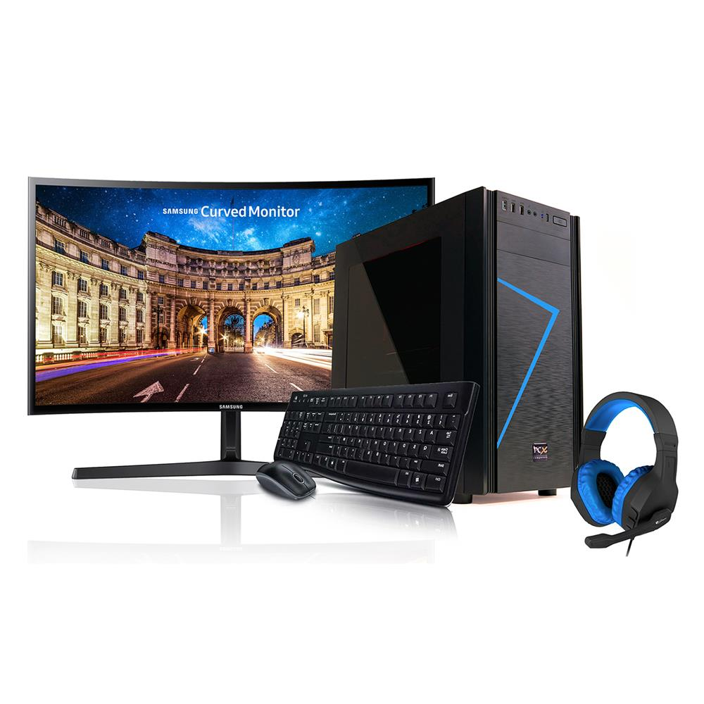 PCX Komplet EXTIAN 217067 in monitor Samsung 27