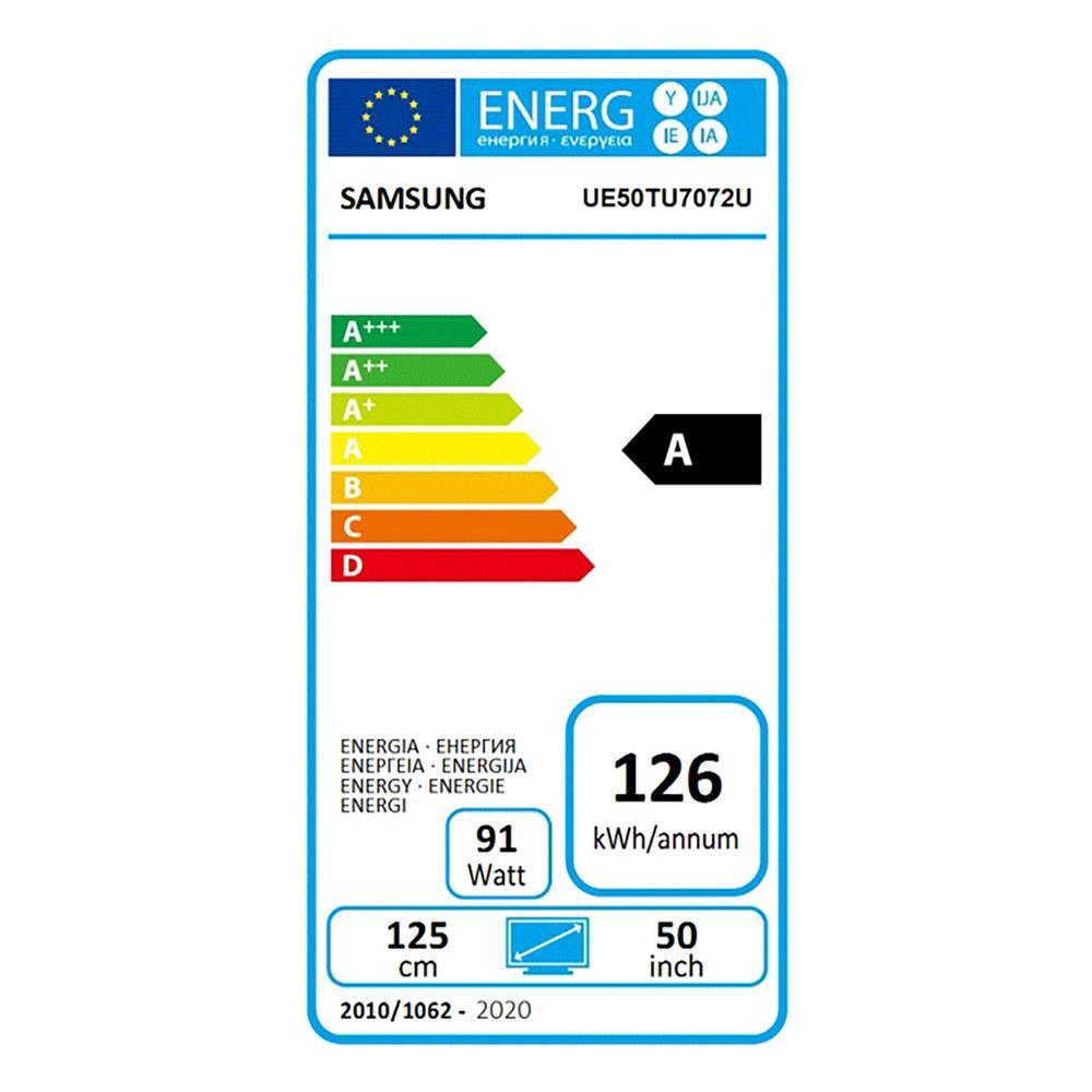 Samsung UE50TU7072UXXH 4K