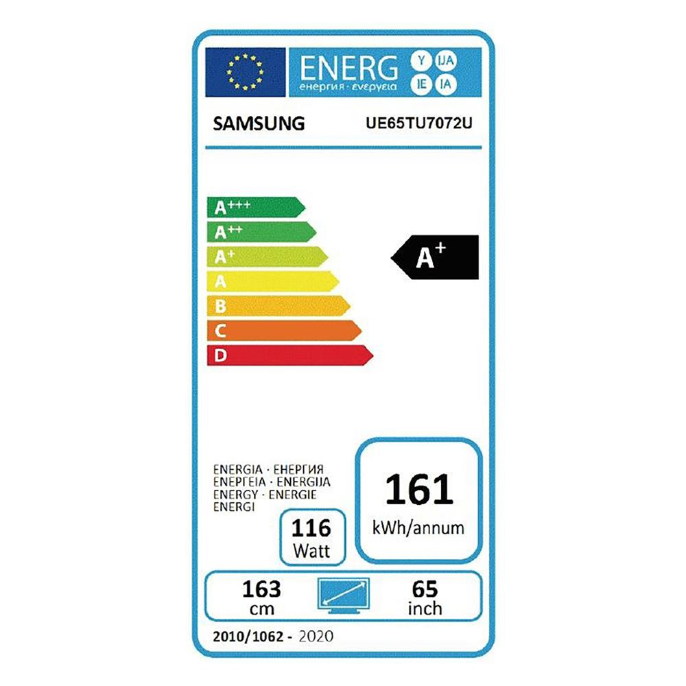 Samsung UE65TU7072UXXH 4K