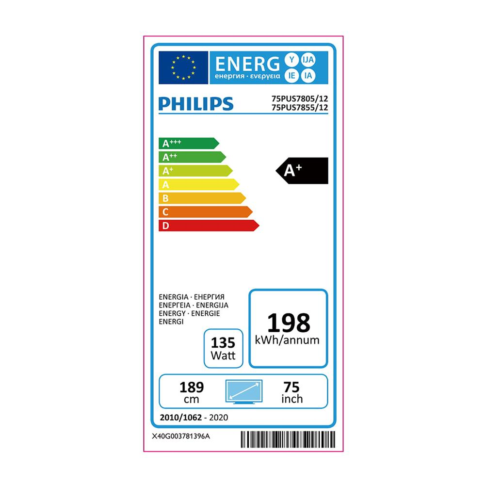 Philips 75PUS7855/12 4K