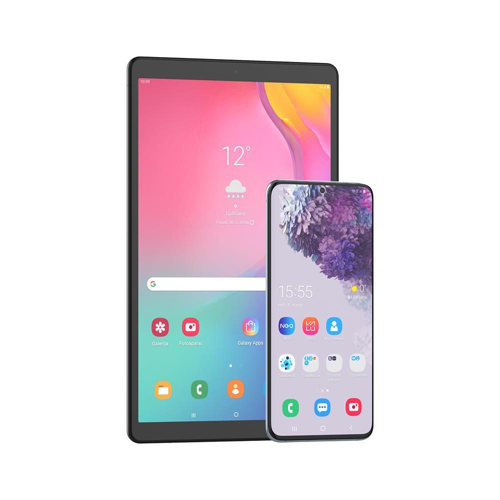 Samsung Galaxy S20 in Galaxy Tab A 10.1 Wi-Fi (SM-T510)