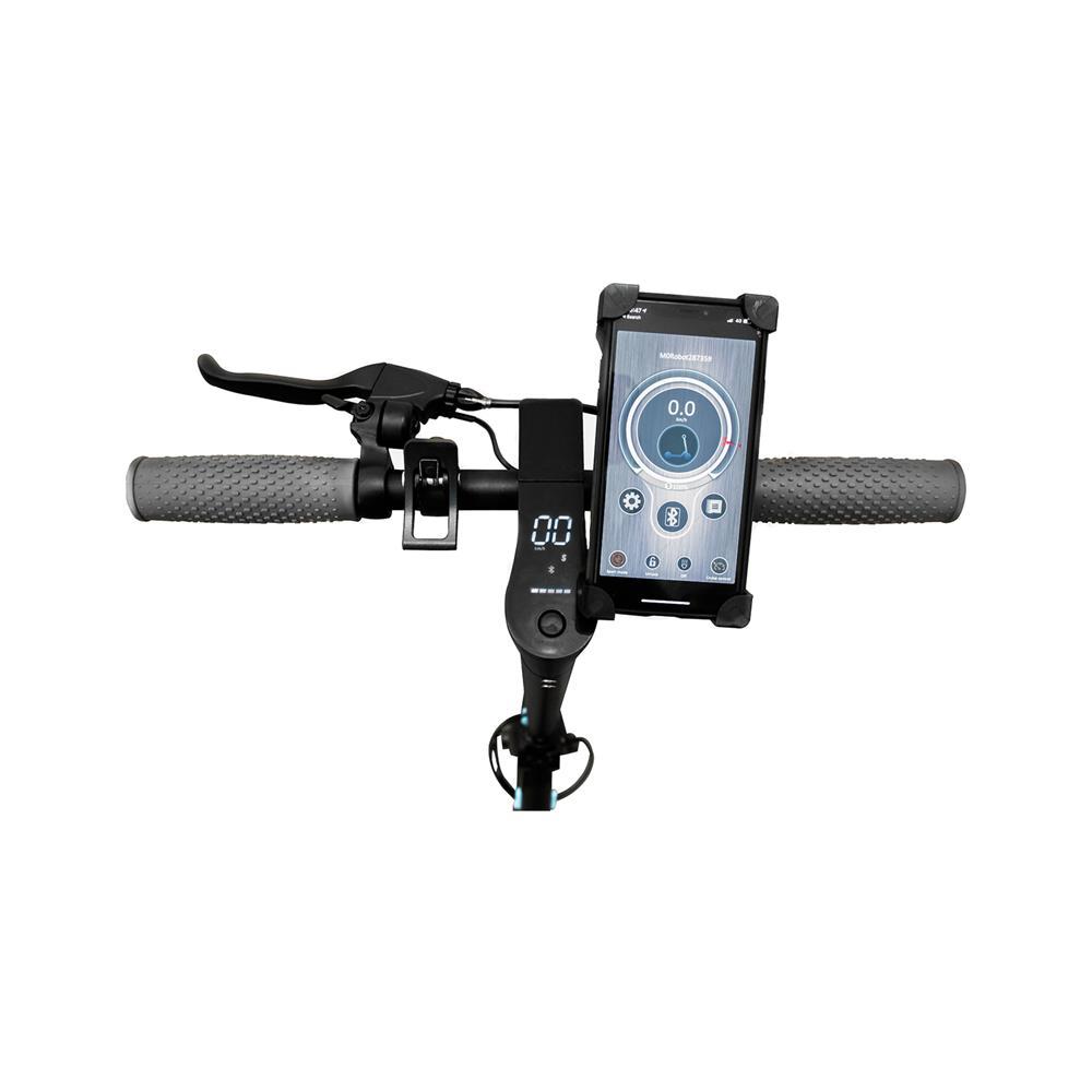 RING Električni skiro RX2 s torbico, ogledalom, čelado in tlačilko