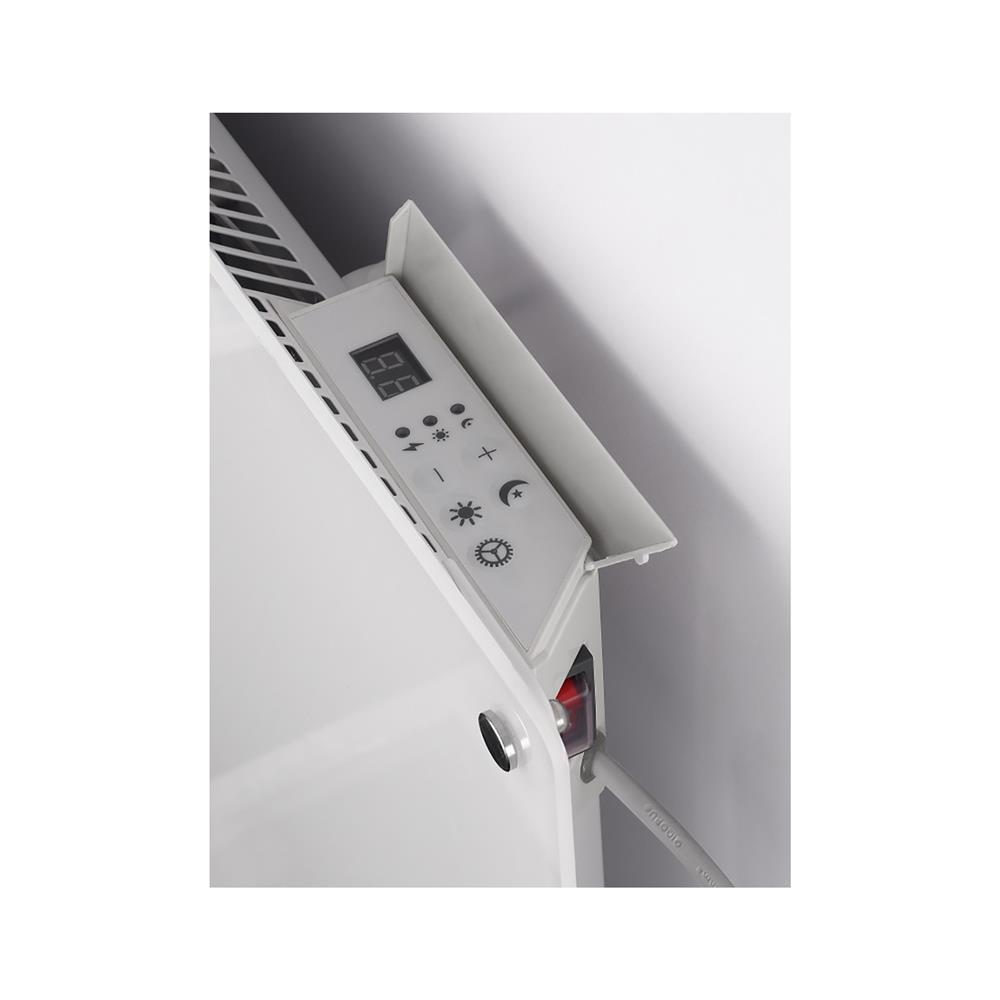 Mill Panelni konvekcijski radiator 1200W steklo (MB1200DN)