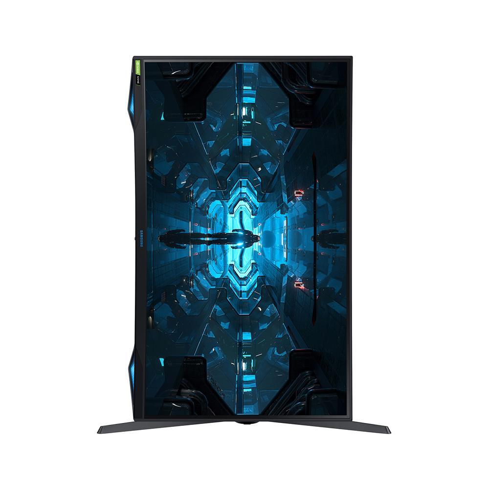 Samsung Ukrivljen gaming monitor Odyssey C32G75TQSU