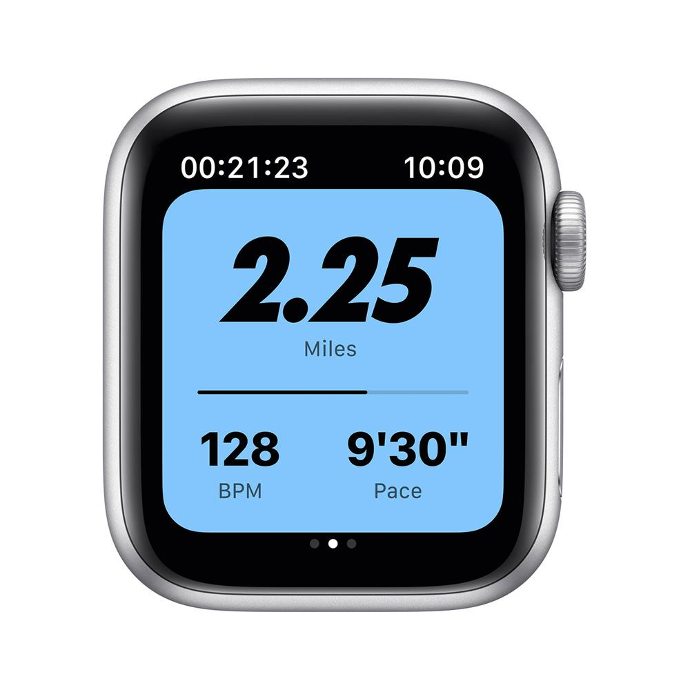 Apple Pametna ura Watch Nike Series SE GPS 40mm Nike Sport Band (MYYD2BS/A)