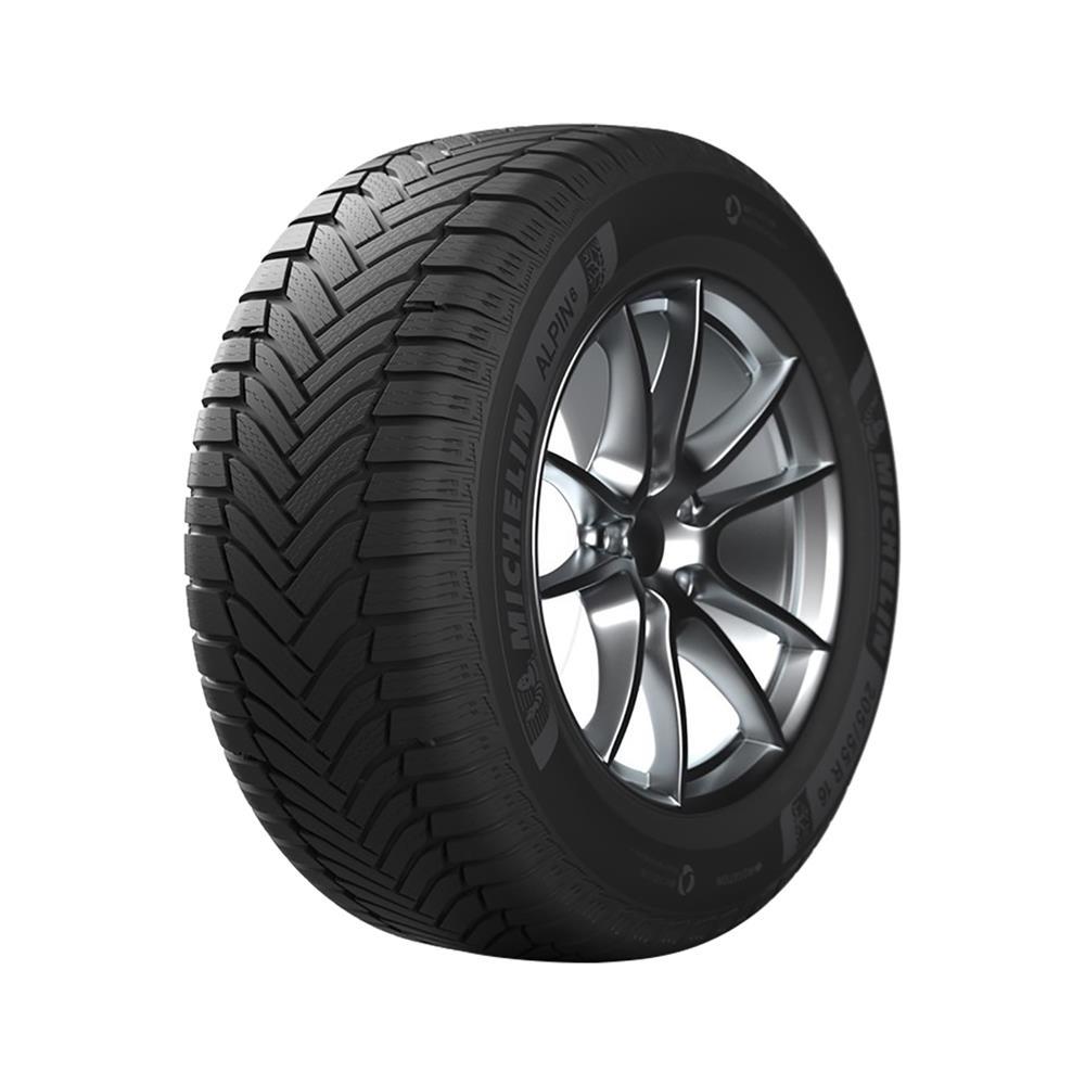 Michelin 4 zimske pnevmatike 195/55R16 91T Alpin 6 XL