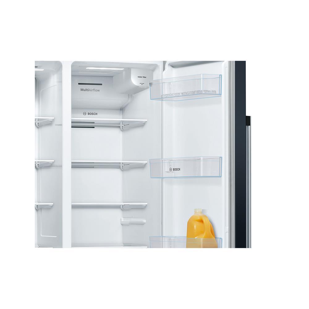 Bosch Ameriški hladilnik side by side KAD93VBFP
