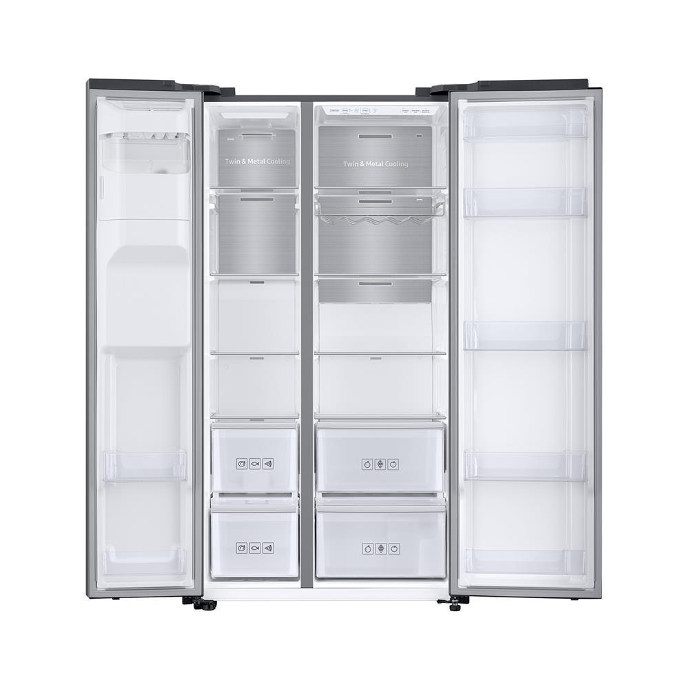 Samsung Ameriški hladilnik side by side RS68N8240S9
