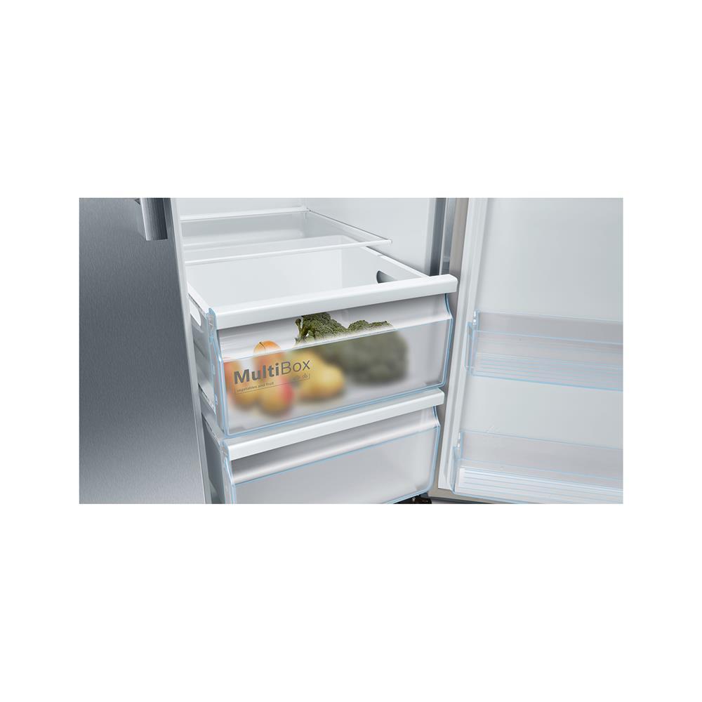 Bosch Ameriški hladilnik side by side KAD93VIFP
