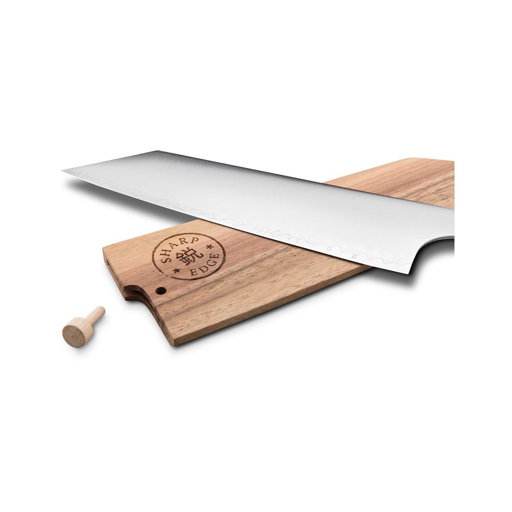 Suncraft Kuhinjski nož Bunka SG2 165