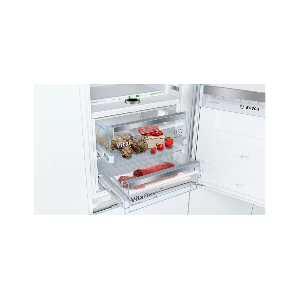 Bosch Vgradni hladilnik z zamrzovalnikom KIF86PFE0