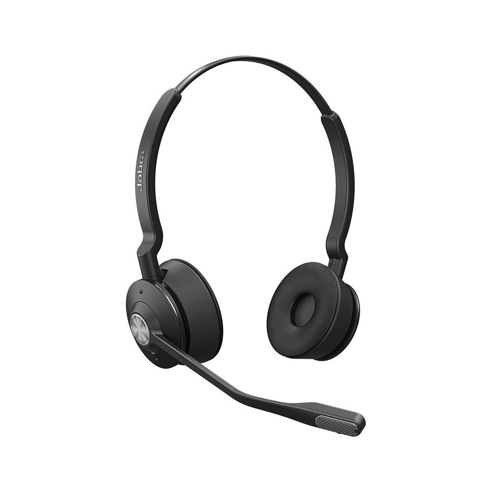 Jabra Brezžične naglavne slušalke Engage 65 Stereo DECT USB + TELEFON