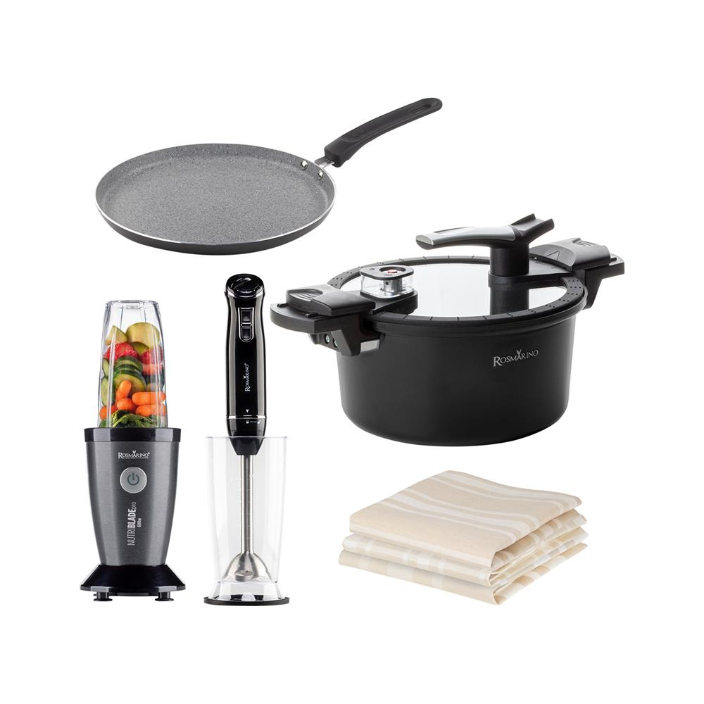 Rosmarino 7-delni set Nutri Cooking