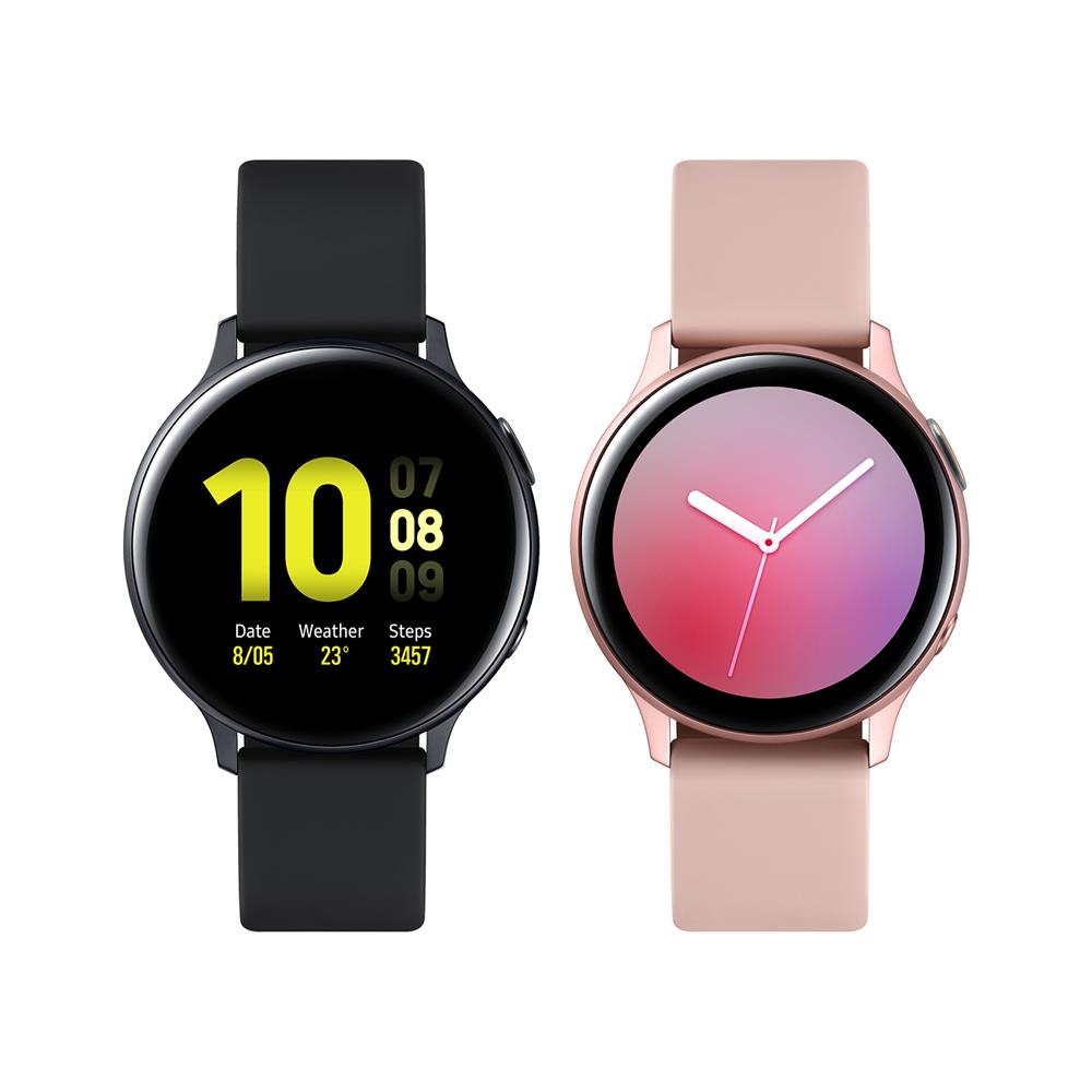 Samsung Komplet pametnih ur Galaxy Watch Active2 Aluminium 44mm (SM-R820) in 40mm (SM-R830 )