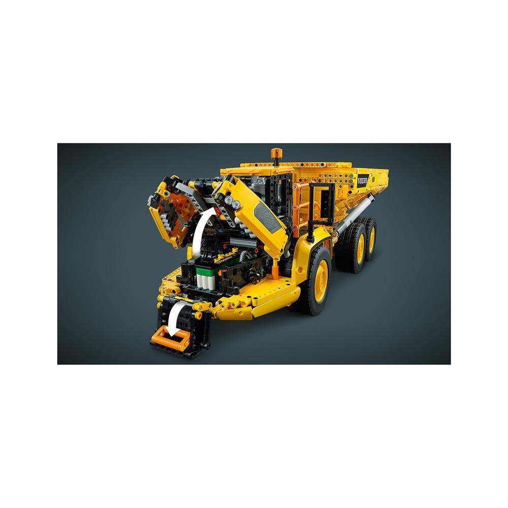 LEGO Technic Členjeni transporter Volvo 6x6 42114