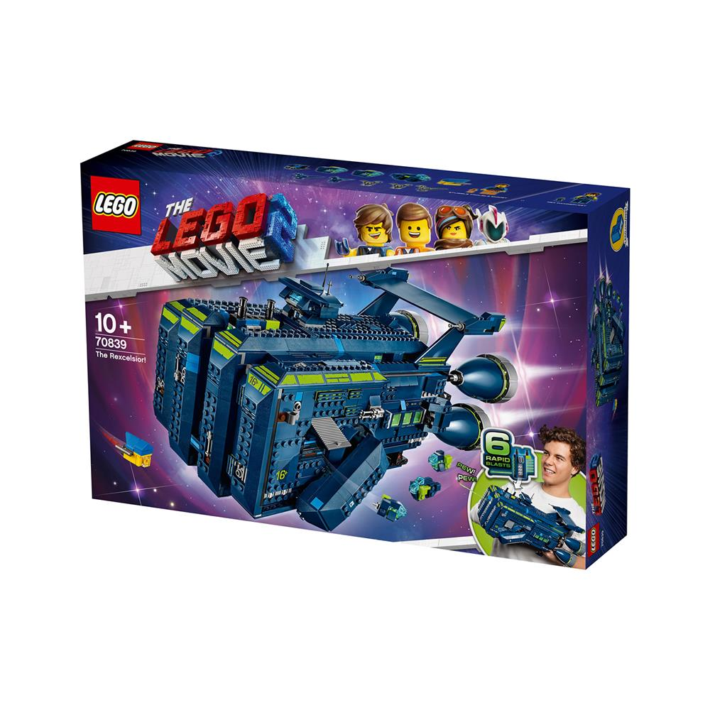 LEGO Movie Rexcelsior! 70839