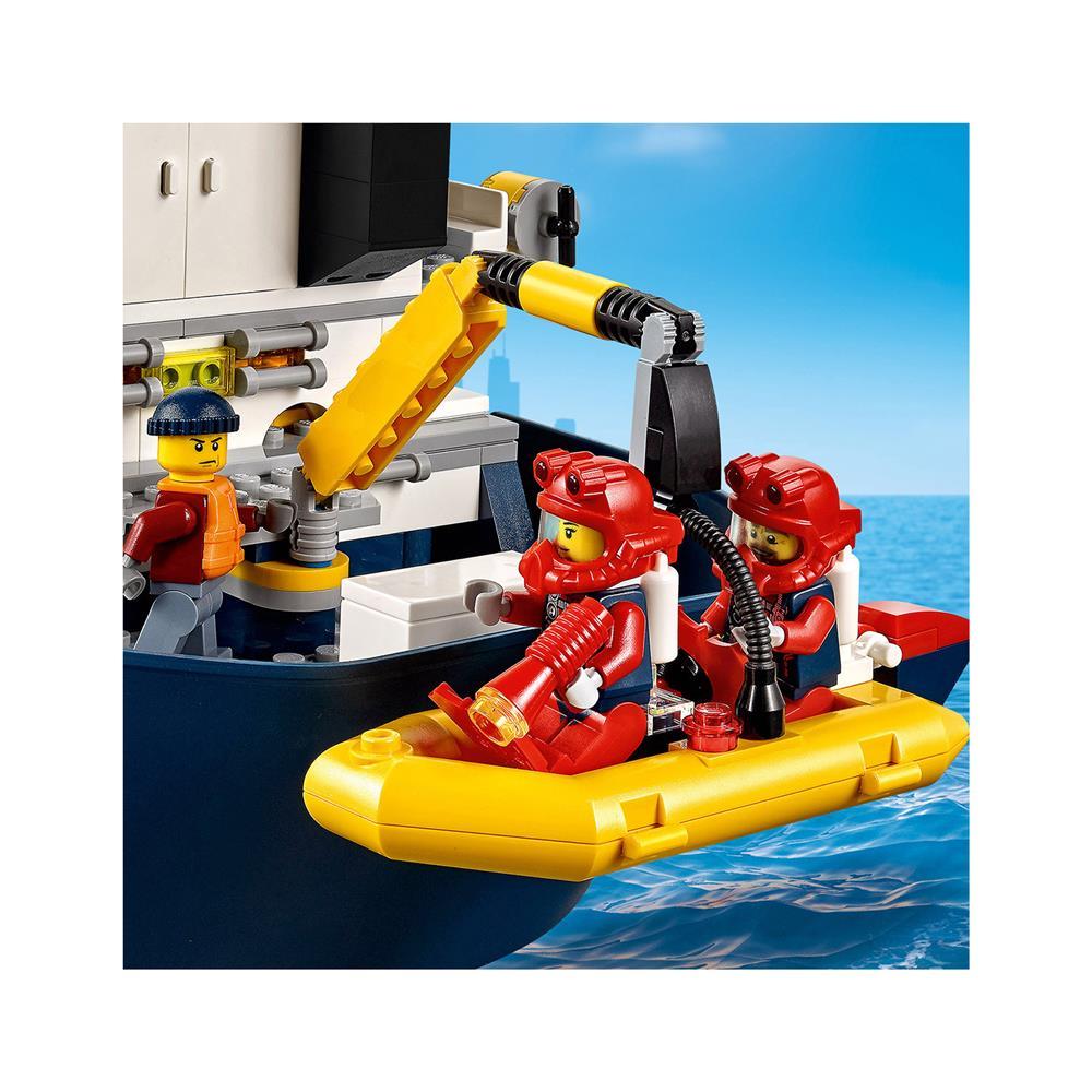 LEGO City Oceanska raziskovalna ladja 60266