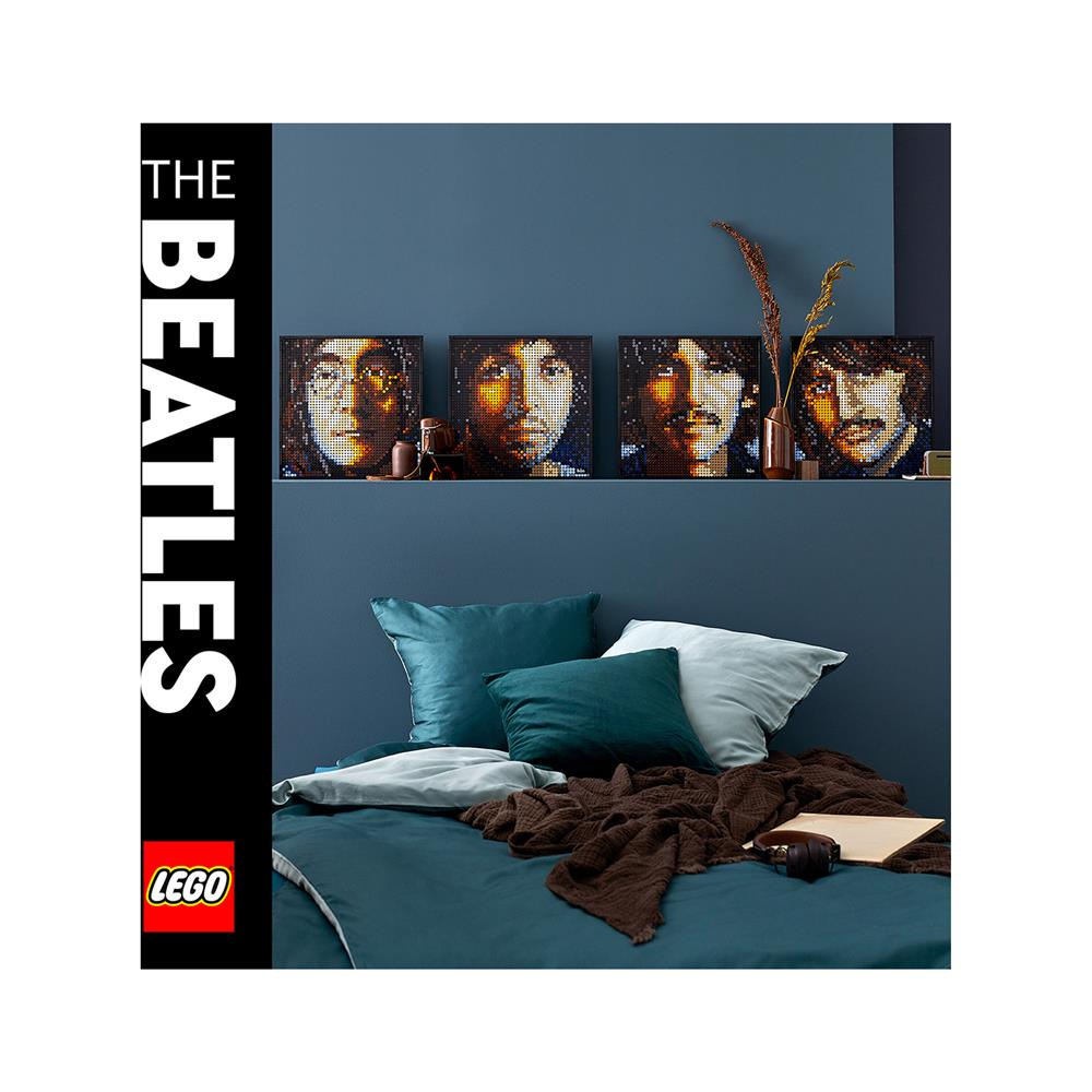 LEGO Art The Beatles 31198
