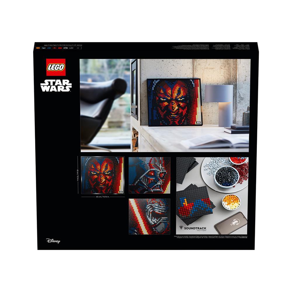 LEGO Art Vojna zvezd™ Sith™ 31200