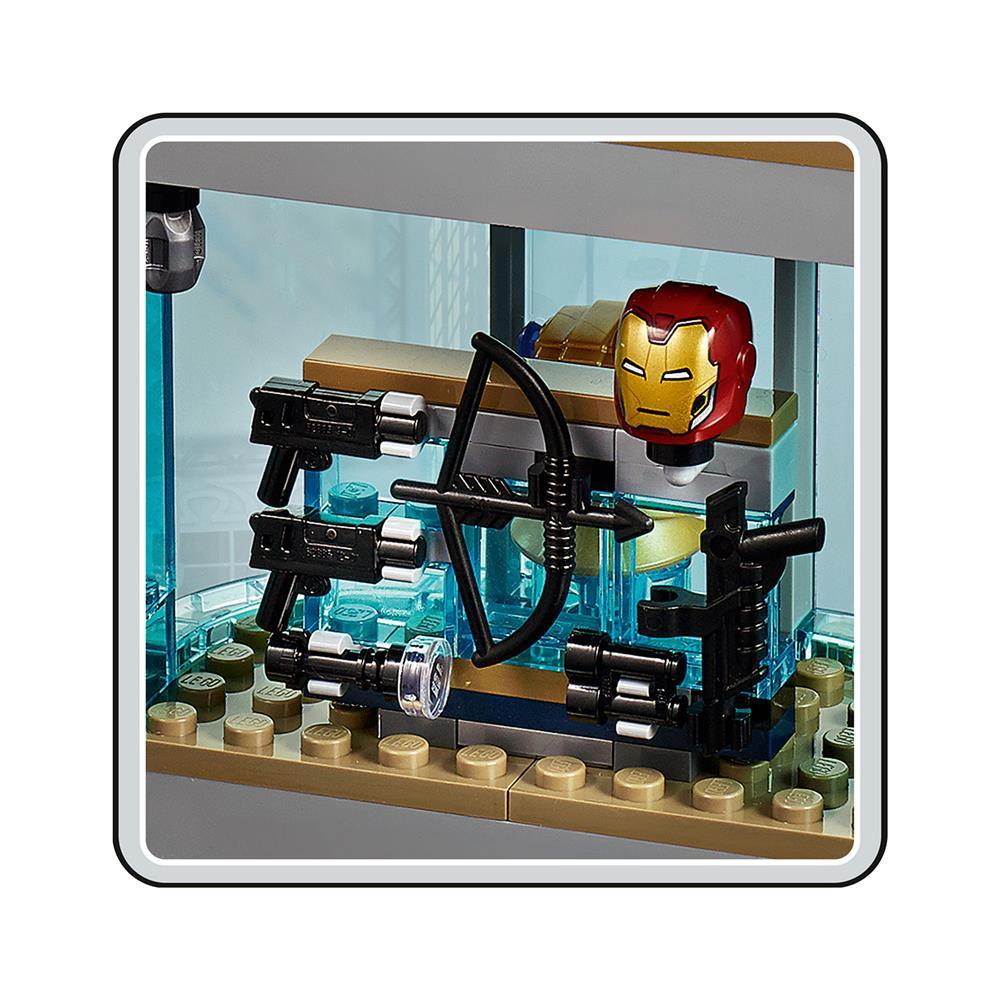 LEGO Super Heroes Maščevalci - Bitka na stolpnici 76166