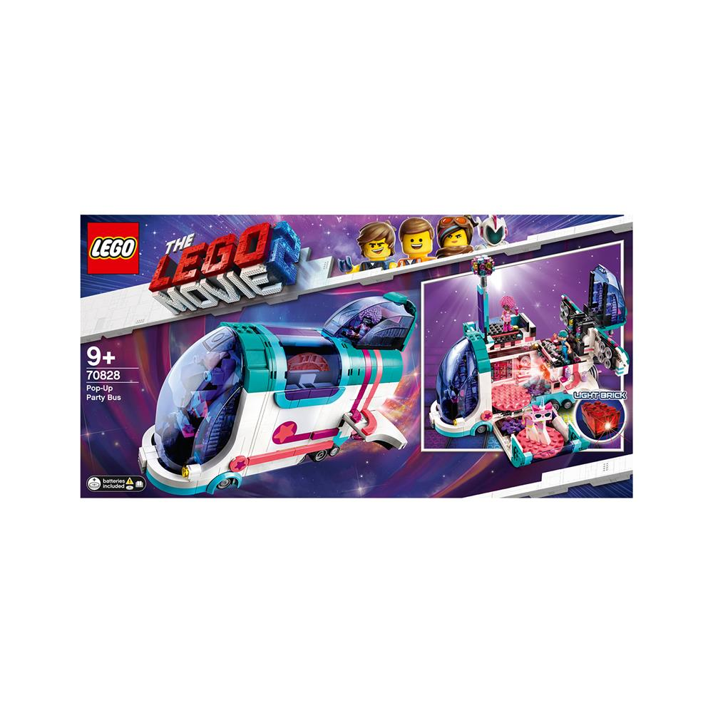 LEGO Movie Postavi-se avtobus za zabavo 70828