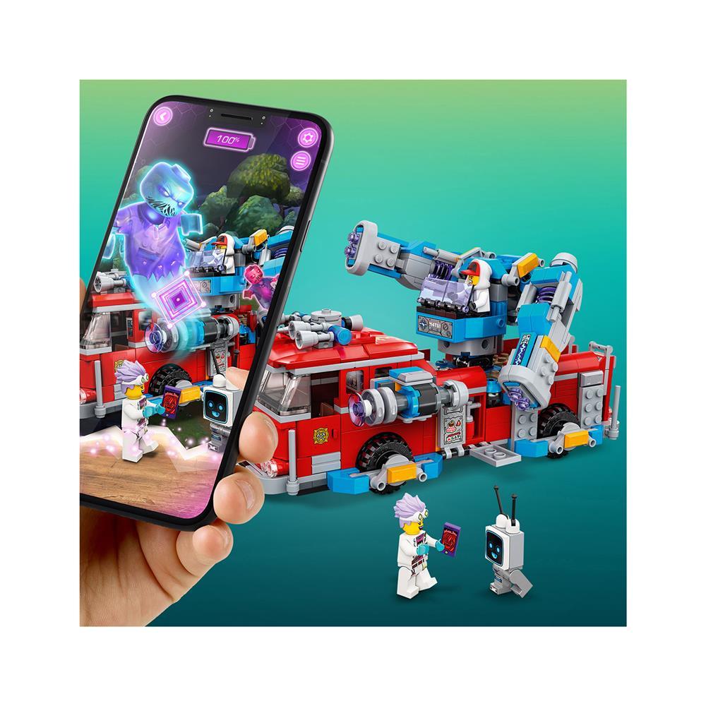 LEGO Hidden Side Gasilsko vozilo Fantom 3000 70436