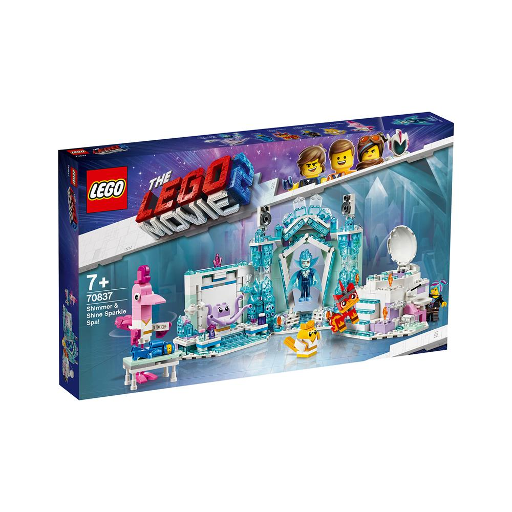 LEGO Movie Bleščeči center za razvajanje! 70837