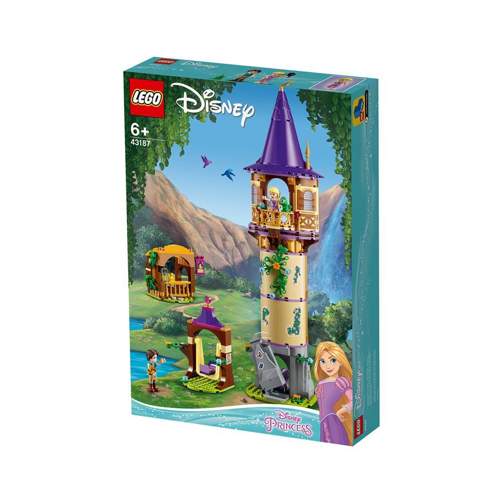 LEGO Disney Princess Motovilkin stolp 43187
