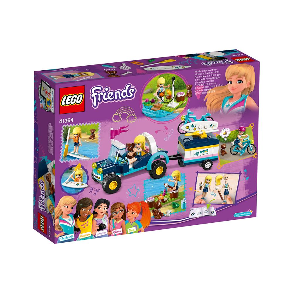 LEGO Friends Škatla prijateljstva 41346