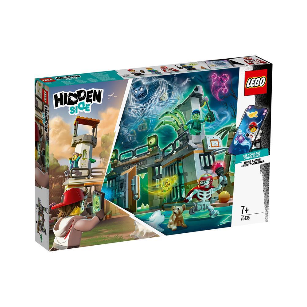 LEGO Hidden Side Newburyjski zapuščeni zapor 70435