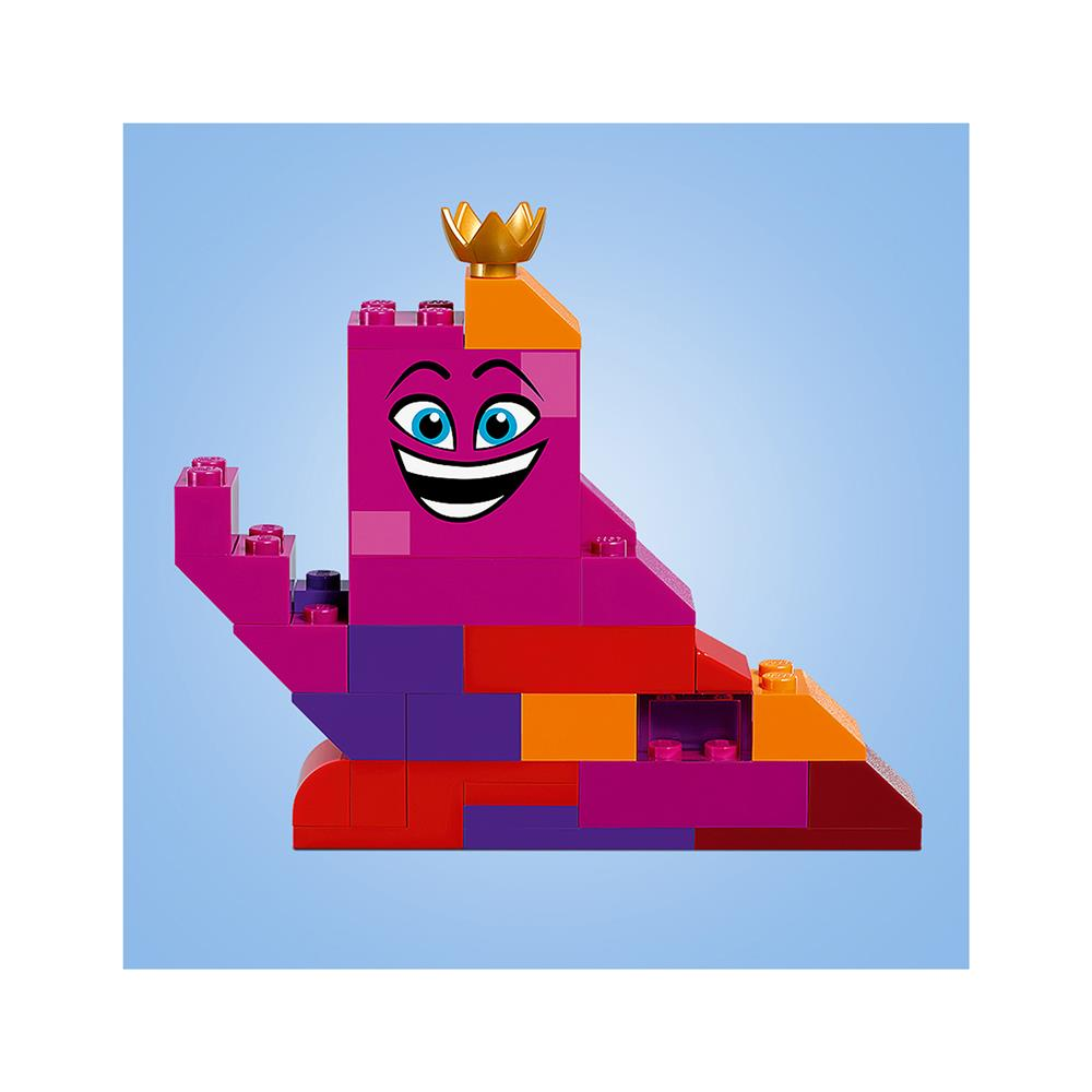 LEGO Movie Škatla za sestavljanje vsega kraljice Karbi! 70825