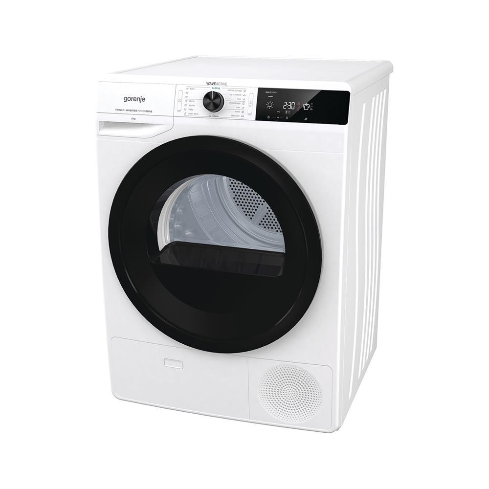 Gorenje Komplet pralni stroj WEI84CPS in sušilni stroj DE83/GI