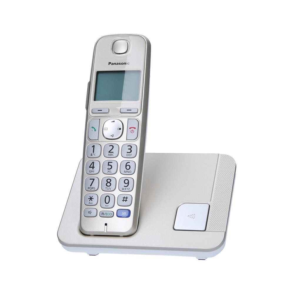 Panasonic Brezvrvični telefon KX-TGE210FXN
