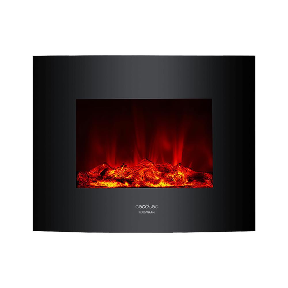 Cecotec Električni kamin Ready Warm 2600 Curved Flames