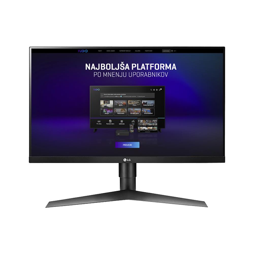 LG Gaming monitor 27GL63T-B