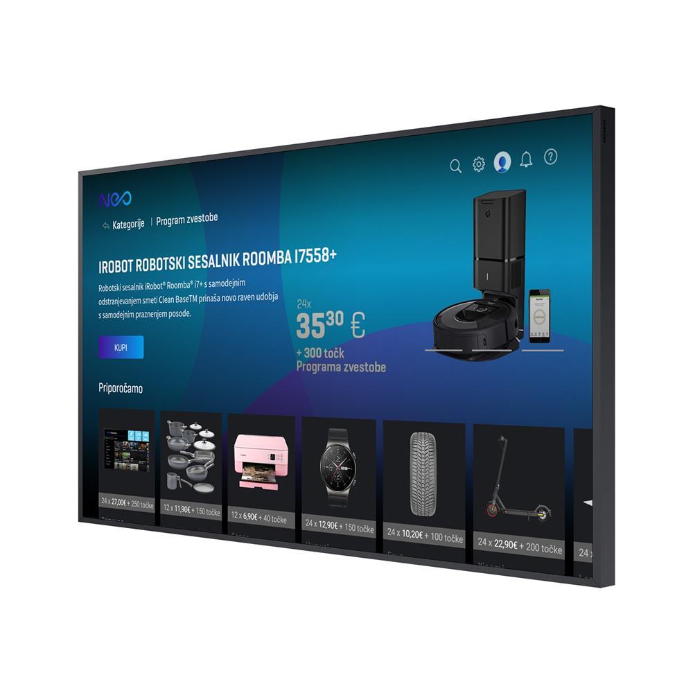 Samsung QLED Frame TV QE55LS03TAUXXH 4K