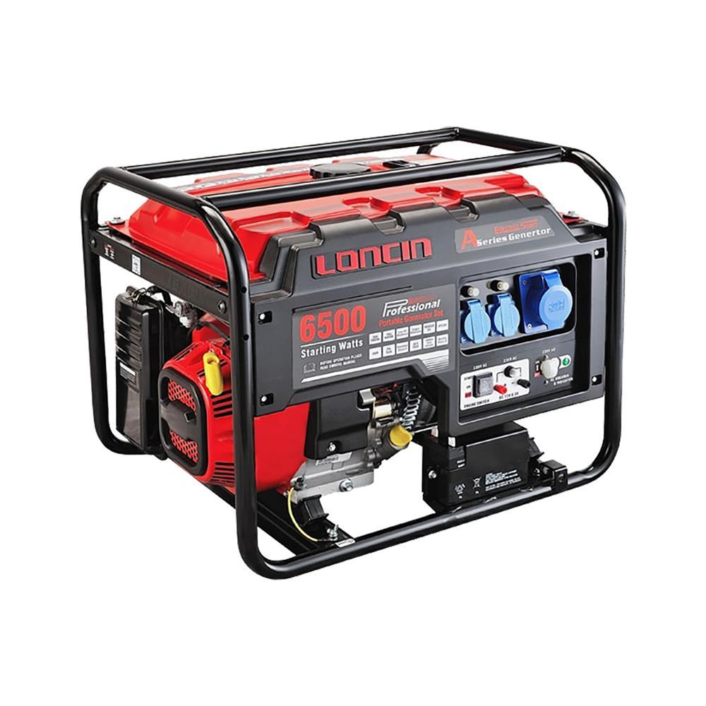 LONCIN Motorni agregat LC6500D-AS-1-EUV