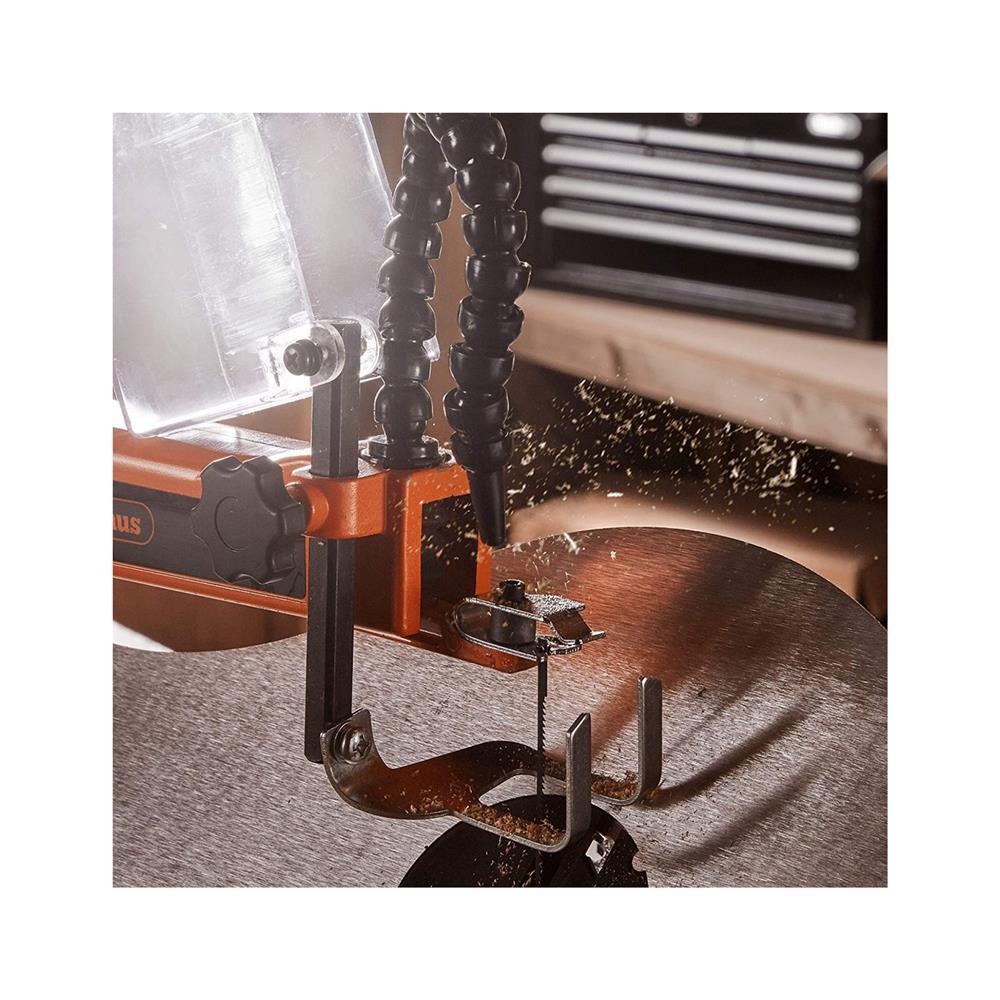 VonHaus Dekupirna žaga z LED lučko 405mm 3500180