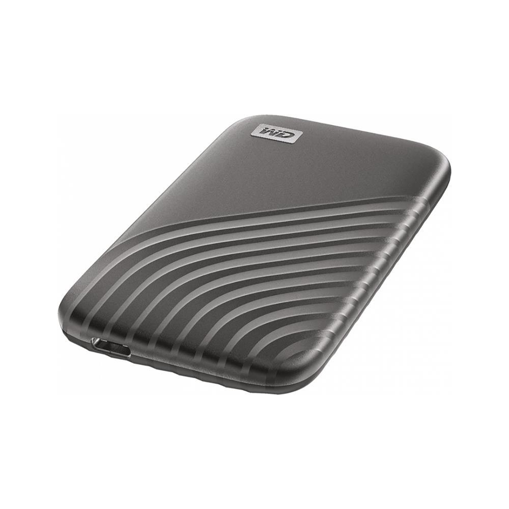 Western Digital Zunanji disk My Passport SSD USB-C 3.2 (WDBAGF5000AGY-WESN)