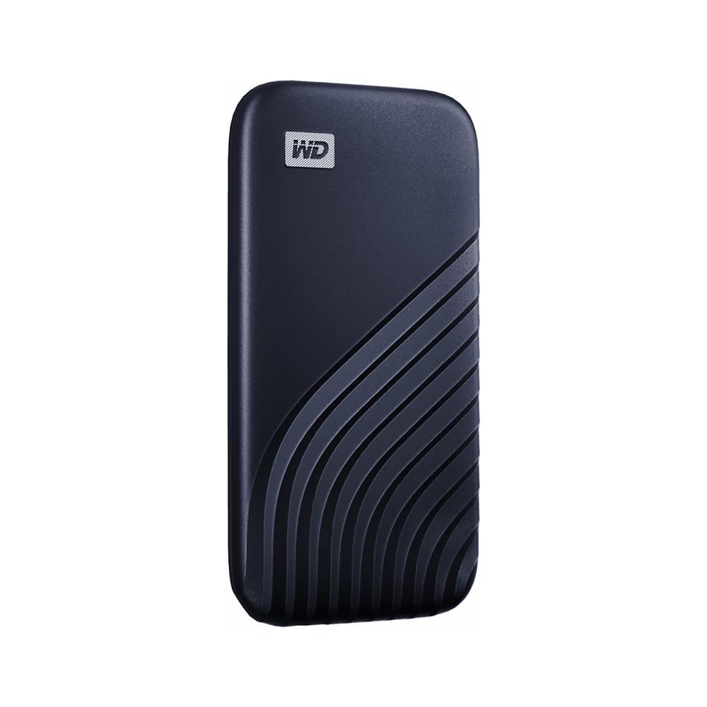 Western Digital Zunanji disk My Passport SSD USB-C 3.2 (WDBAGF0010BBL-WESN)