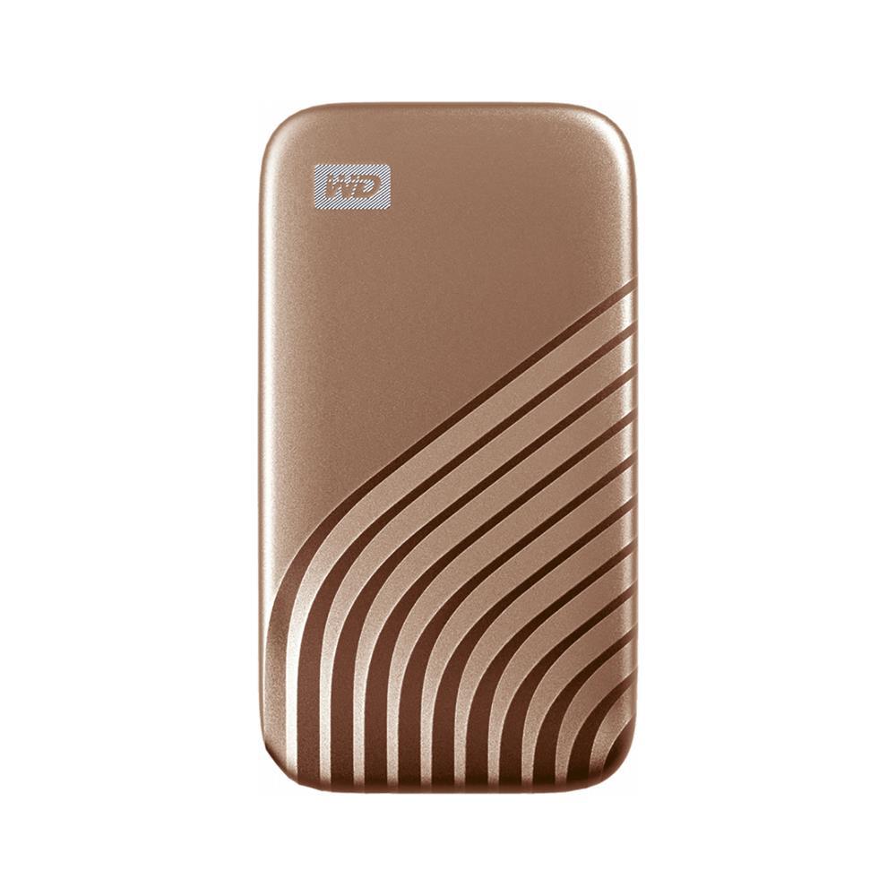 Western Digital Zunanji disk My Passport SSD USB-C 3.2 (WDBAGF0010BGD-WESN)