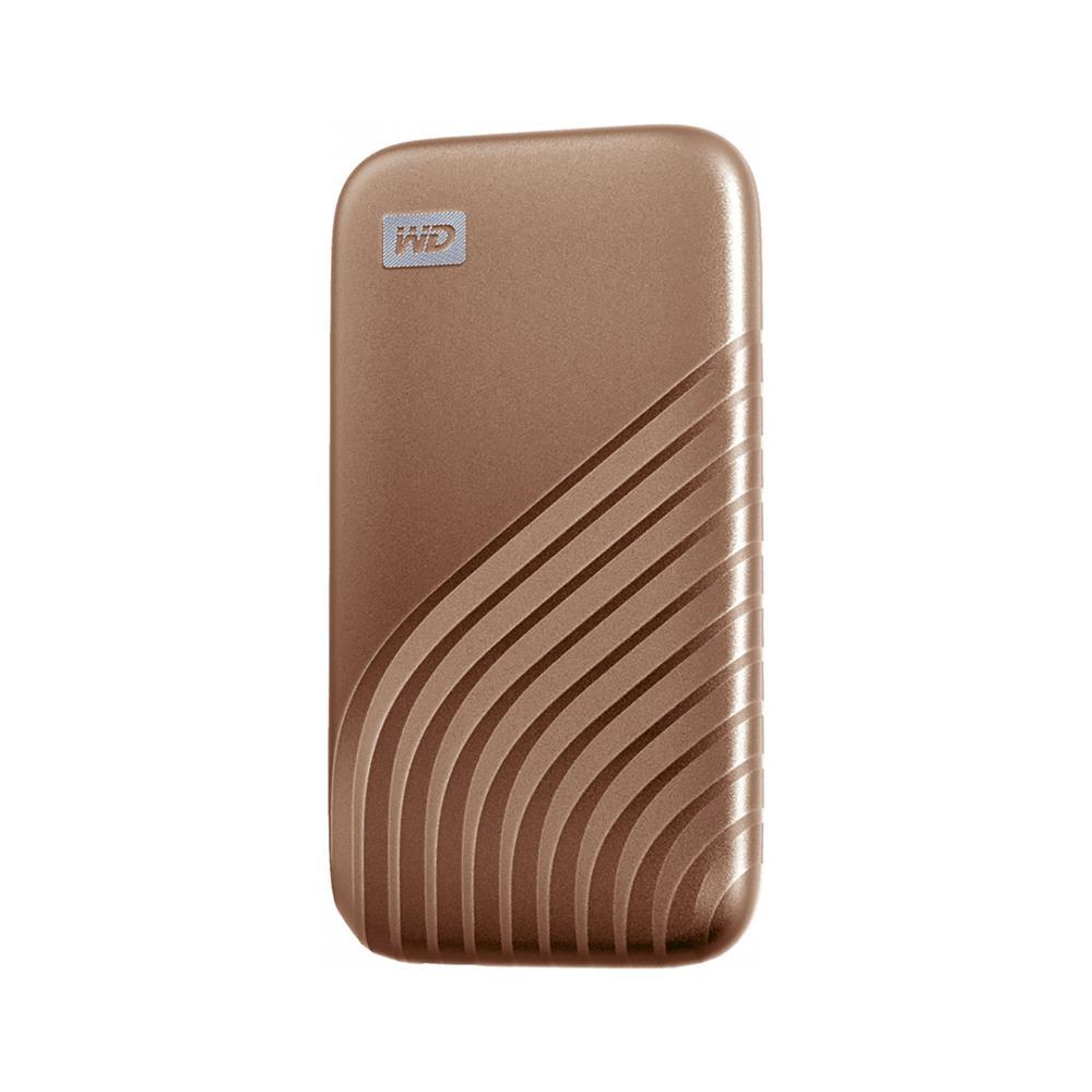 Western Digital Zunanji disk My Passport SSD USB-C 3.2 (WDBAGF5000AGD-WESN)