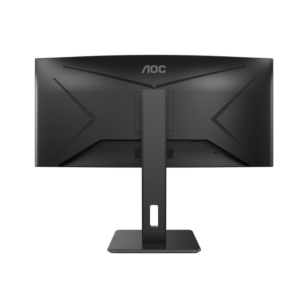 AOC Ultra Wide ukrivljen gaming monitor CU34P2A