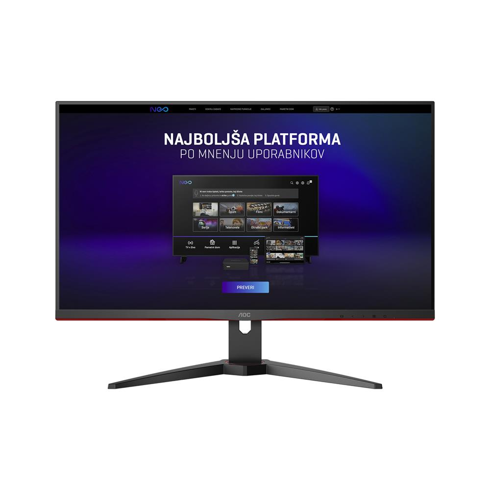 AOC IPS gaming monitor U28G2AE