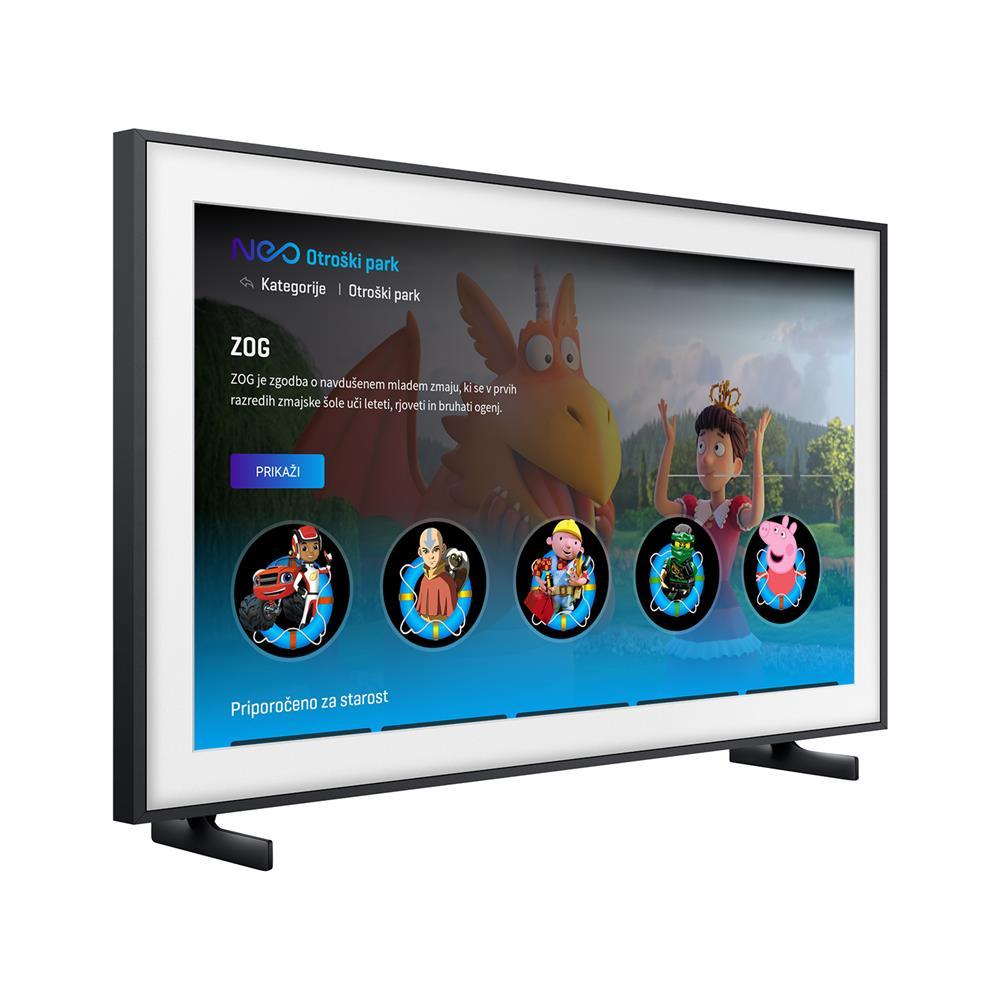 Samsung QLED Frame TV QE43LS03TAUXXH 4K