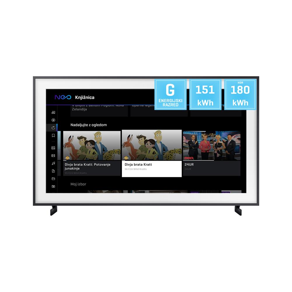 Samsung QLED Frame TV QE65LS03TAUXXH 4K