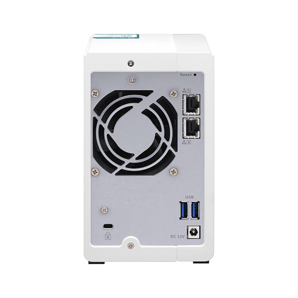 QNAP NAS strežnik za 2 diska TS-231K