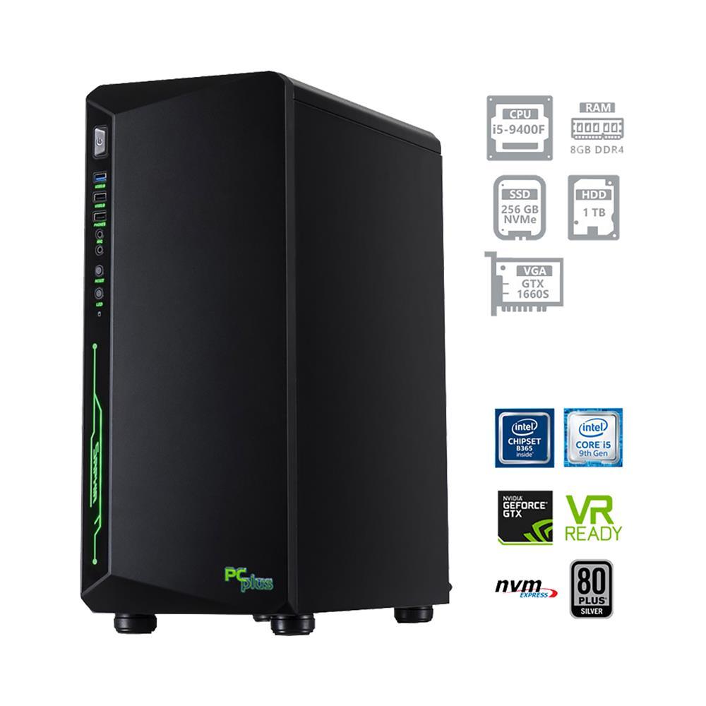 PCplus Gamer i5-9400F GTX1660S